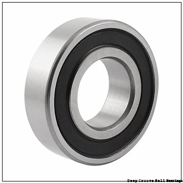105 mm x 190 mm x 36 mm  NSK BL 221 ZZ deep groove ball bearings