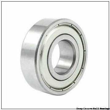 25 mm x 47 mm x 8 mm  FBJ 16005-2RS deep groove ball bearings