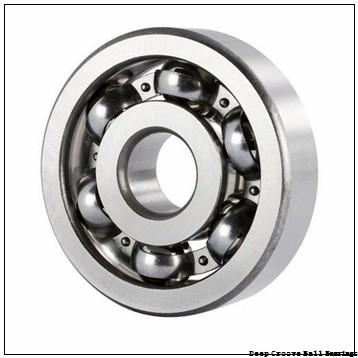 Toyana 61821-2RS deep groove ball bearings