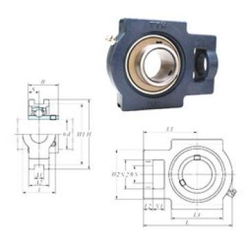 FYH UCTX15E bearing units