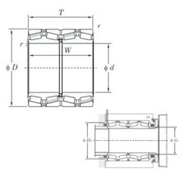 KOYO 37230 tapered roller bearings