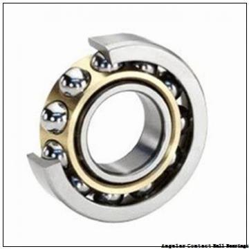 80 mm x 125 mm x 22 mm  SKF 7016 ACD/P4AH1 angular contact ball bearings