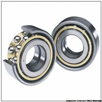 45 mm x 85 mm x 19 mm  ZEN 7209B angular contact ball bearings