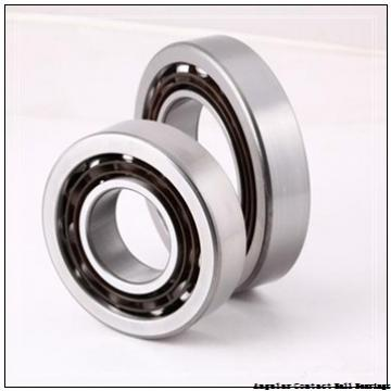 17 mm x 35 mm x 10 mm  ISO 7003 C angular contact ball bearings