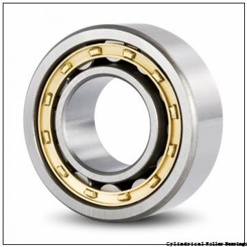 85 mm x 210 mm x 52 mm  NACHI NUP 417 cylindrical roller bearings