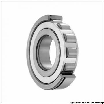280 mm x 420 mm x 106 mm  NKE NCF3056-V cylindrical roller bearings