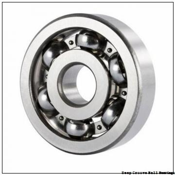1 mm x 3 mm x 1 mm  FBJ 681 deep groove ball bearings