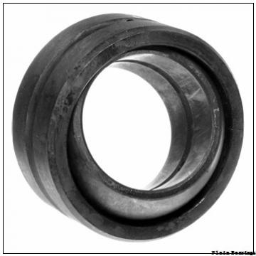 35 mm x 55 mm x 25 mm  ISB T.A.C. 235 plain bearings