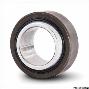 18 mm x 34 mm x 18 mm  NMB MBT18V plain bearings