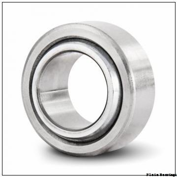 140 mm x 210 mm x 42 mm  INA GE 140 SX plain bearings