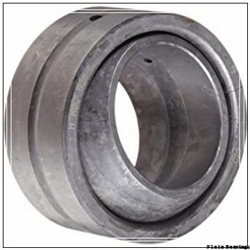 35 mm x 62 mm x 18 mm  Enduro GE 35 SX plain bearings