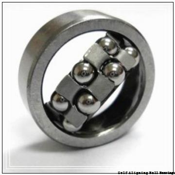 17 mm x 40 mm x 16 mm  ISO 2203-2RS self aligning ball bearings