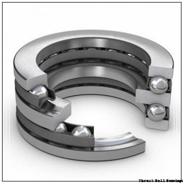 160 mm x 225 mm x 20 mm  NSK 54232X thrust ball bearings