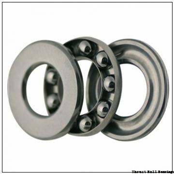 100 mm x 170 mm x 15 mm  FAG 52224 thrust ball bearings