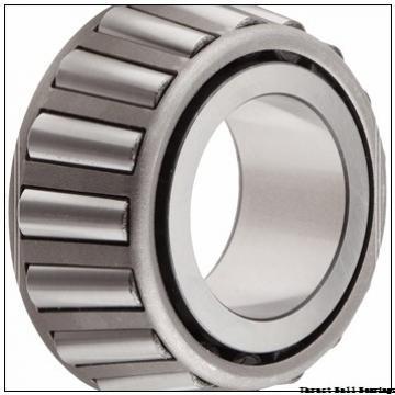 360 mm x 500 mm x 25 mm  NACHI 29272E thrust roller bearings