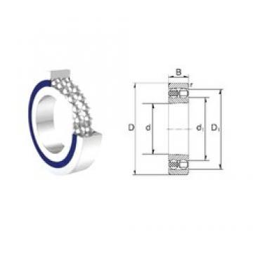 10 mm x 30 mm x 9 mm  ZEN 1200-2RS self aligning ball bearings