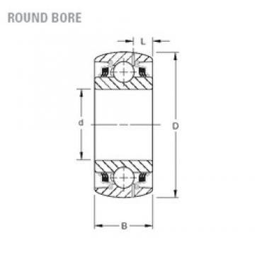 55,58 mm x 100 mm x 33,34 mm  Timken GW211PPB2 deep groove ball bearings