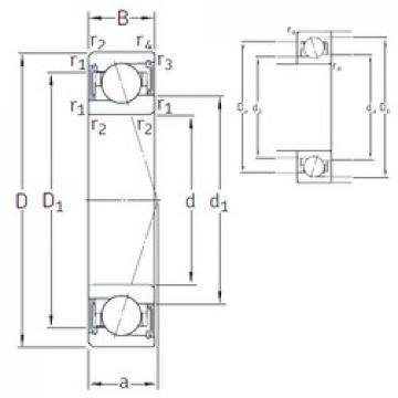 70 mm x 100 mm x 16 mm  SNFA VEB /S 70 /S/NS 7CE1 angular contact ball bearings