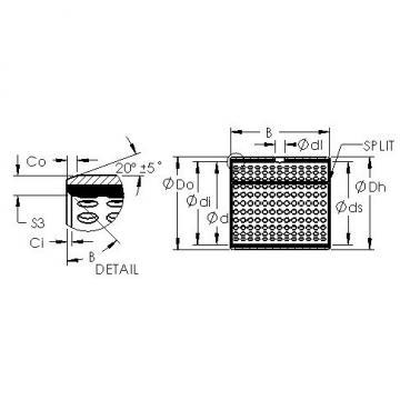 AST AST800 13560 plain bearings