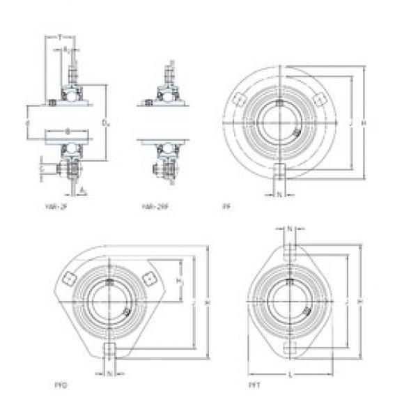 SKF PFT 1. TF bearing units #3 image