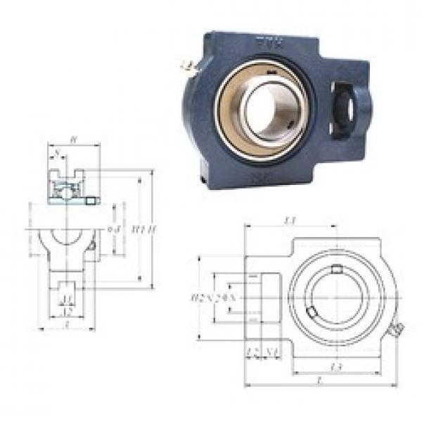 FYH UCTX10E bearing units #3 image
