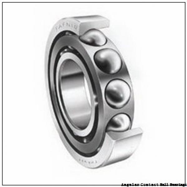 ISO Q1080 angular contact ball bearings #1 image