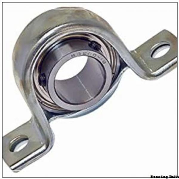 FYH NAP213 bearing units #2 image