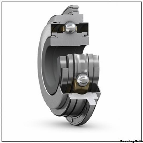 NACHI UKTX05+H2305 bearing units #2 image