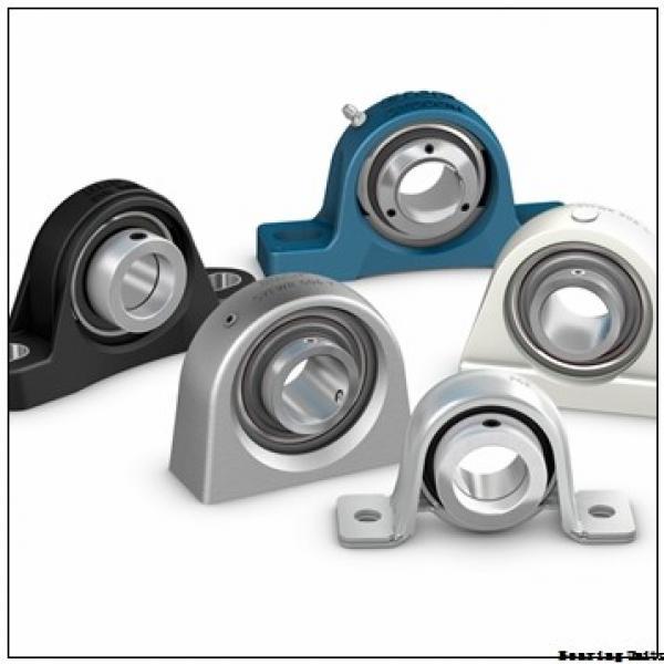 NACHI UKTX05+H2305 bearing units #1 image