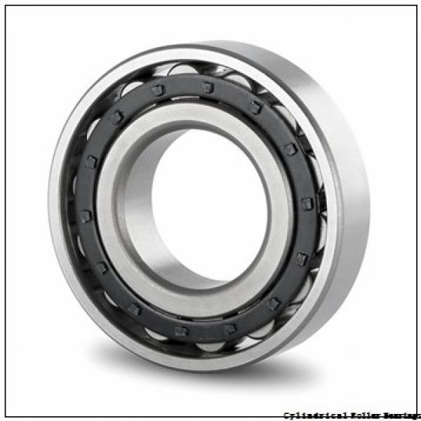 75 mm x 105 mm x 19 mm  NKE NCF2915-V cylindrical roller bearings #1 image