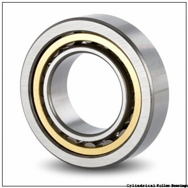 110 mm x 200 mm x 53 mm  NKE NU2222-E-MPA cylindrical roller bearings #2 image