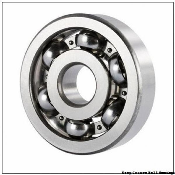 2,5 mm x 8 mm x 2,8 mm  ZEN 602X deep groove ball bearings #1 image