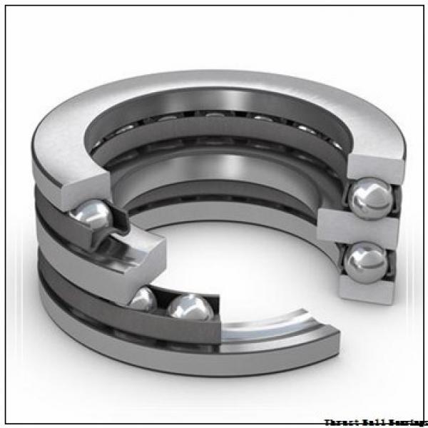 Toyana 51240 thrust ball bearings #2 image