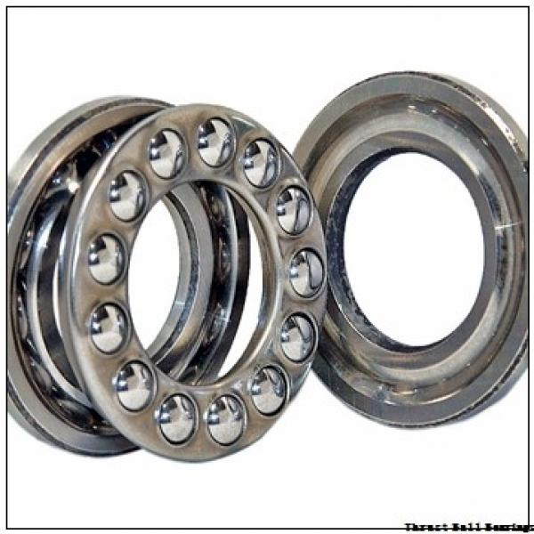 17 mm x 40 mm x 16 mm  SKF NJ 2203 ECP thrust ball bearings #1 image