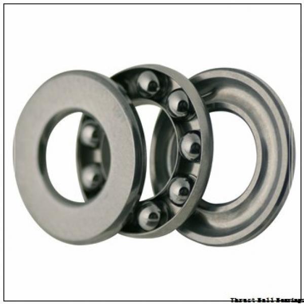 NKE 53310+U310 thrust ball bearings #3 image