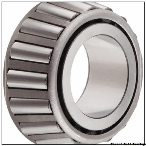 30 mm x 55 mm x 10 mm  IKO CRB 3010 thrust roller bearings #1 image
