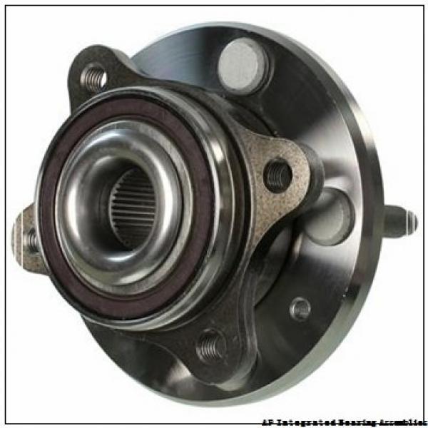 Axle end cap K85510-90010 Backing ring K85095-90010        AP Integrated Bearing Assemblies #3 image