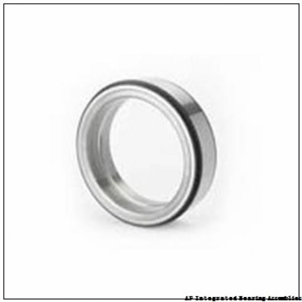 Axle end cap K85510-90010 Backing ring K85095-90010        AP Integrated Bearing Assemblies #1 image