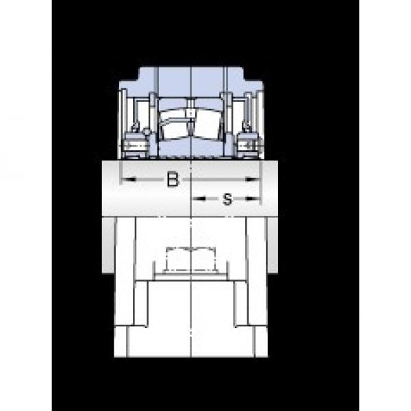 SKF SYE 2 N bearing units #3 image