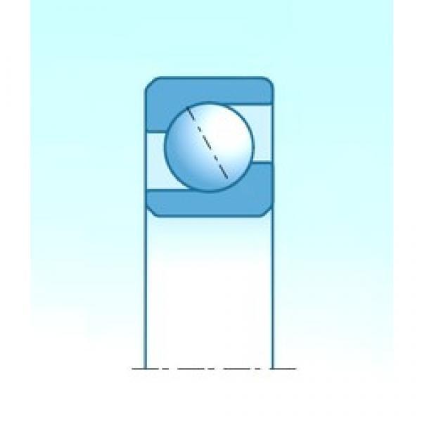 70 mm x 110 mm x 20 mm  NTN 5S-7014UADG/GNP42 angular contact ball bearings #3 image